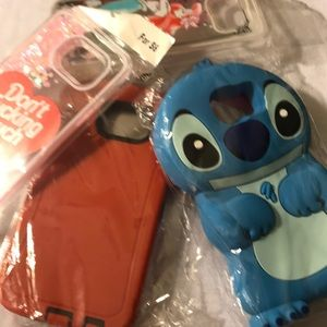 Other - Case Galaxy s6 4 Pieces all for $10